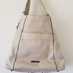 Leather JOELLE HAWKENS handbag